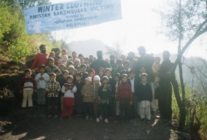 Children warm clothing