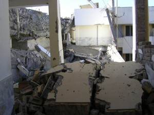 Pakistan Earthquake Destruction